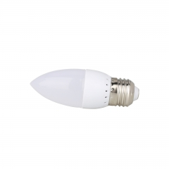 RANPO E27 3W 110V LED Chandelier Candle Light Bulb Lamp Warm/Cool /Natrual White 2835 SMD