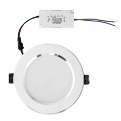 15W LED Recessed Ceiling Flat Panel Down Light Ultra Slim Bulb Lamps AC 85-265V