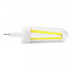 RANPO Dimmable G9 4W Silicone Crystal LED Corn Bulb Spotlight Lamp Cool/Warm/Natural White AC 120V/220V