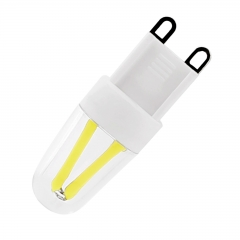 RANPO Dimmable G9 2W Silicone Crystal LED Corn Bulb Spotlight Lamp Cool/Warm/Natural White AC 120V/220V