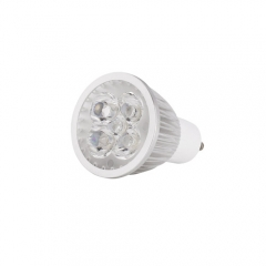 Ranpo Dimmable Sliver Housing GU10 15W Cool Natural Warm White AC 110V/220V