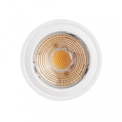 RANPO 15W MR16 LED Spotlight COB/Epistar White Bulb Lamp Cool Warm Natural White DC 12V