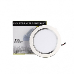 RANPO 15W LED Recessed Ceiling Panel Down Lights Fixture Bulb Lamp Cool Warm Natural White AC 85-265V