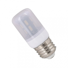 RANPO E26 9W 15LEDs LED Corn Bulb 7030 SMD Light Lamp Milky White Cool Warm White AC 110V