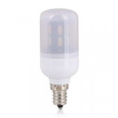 RANPO E12 12W 22LEDs LED Corn Bulb 7030 SMD Light Lamp Milky White Cool Warm White AC 110V