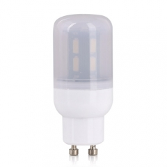 RANPO GU10 12W 22LEDs LED Corn Bulb 7030 SMD Light Lamp Milky White Cool Warm White AC 110VV 220V