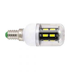 RANPO 9W E14 15leds LED Corn Bulb 7030 SMD Lights Cool Warm White AC 220V Lamp