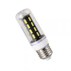 RANPO 15W E26 28leds LED Corn Bulb 7030 SMD Lights Cool Warm White AC 110V Lamp