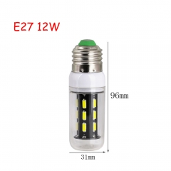 RANPO 12W E27 22leds LED Corn Bulb 7030 SMD Lights Cool Warm White AC 110V 220V Lamp