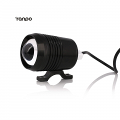 RANPO Waterproof 30W U2 Motorcycle Electric Car Motor LED Headlight Driving Light Lamp