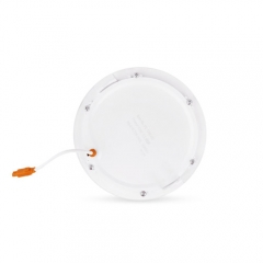 12W 900LM 220V Round Cool Warm White LED Recessed Ceiling Panel Down Lamp Driver
