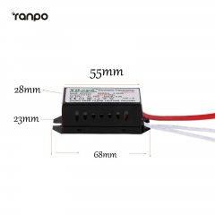 Ranpo 20W 220V to 12V Electronic Transformer LED Driver Power Supply Halogen Bulb Lamp
