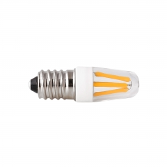 RANPO E14 2W Dimmable LED Silicone Crystal Corn Bulb SpotLight Lamp Cool Warm White 220V
