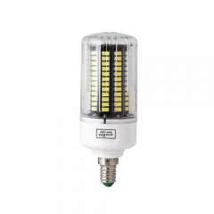 RANPO 35W E14 5736 SMD 140 LEDs LED Corn Light No Flicker Constant Current Lamp Bulb AC 85-265V