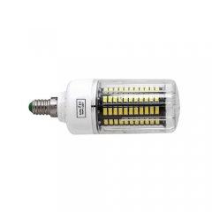 RANPO 30W E14 5736 SMD 130 LEDs LED Corn Light No Flicker Constant Current Lamp Bulb AC 85-265V
