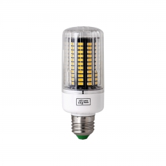 RANPO 30W E27 5736 SMD 130 LEDs LED Corn Light No Flicker Constant Current Lamp Bulb AC 85-265V