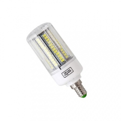 RANPO 12W E14 5736 SMD 136 Leds LED Corn Light Bulb Lamp Spotlights AC 110V 220V