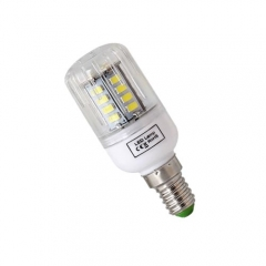 RANPO 3W E14 5736 SMD 30 Leds LED Corn Light Bulb Lamp Spotlights AC 110V 220V