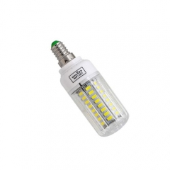 RANPO 7W E14 5736 SMD 72 Leds LED Corn Light Bulb Lamp Spotlights AC 110V 220V