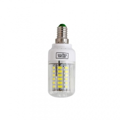 RANPO 5W E14 5736 SMD 56 Leds LED Corn Light Bulb Lamp Spotlights AC 110V 220V