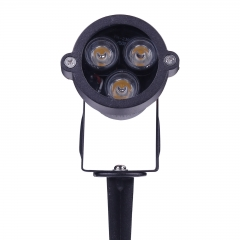 Ranpo 15W Waterproof LED Flood Light Spotlight Bulb Landscape Garden Yard Lamp Natural White DC 12V AC 85-265V
