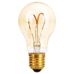 RANPO G80 LED Bullb E27 4W LED Light Bulb Lamp Vintage Retro Filament Edison Antique Dimmable Bulbs 220V
