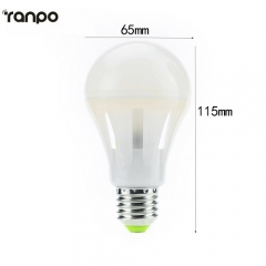 RANPO E27 10W LED Energy Saving Bulb Light Cool Warm White Globe Lamp 85-265V