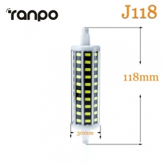 RANPO 20W J118 LED Flood Light Bulb R7s Replaces Halogen Cool Warm AC 85-265V