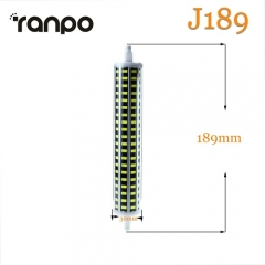 RANPO 30W J189 LED Flood Light Bulb R7s Replaces Halogen Cool Warm AC 85-265V