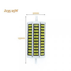 RANPO 25W J135 R7S Led Lamp 5730SMD Horizontal Plug Light Halogen Floodlight