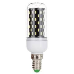 E14 20W Dimmable Smart IC LED Corn Light Bulb Lamp 4014 SMD AC 220V