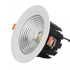 RANPO 15W LED Recessed Ceiling Downlight Bulb Round Lamp AC100-265V