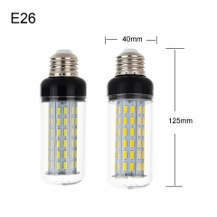 RANPO 40W E26 LED Corn Bulb Light 7030 SMD Lamp AC110-265V Cool Warm White