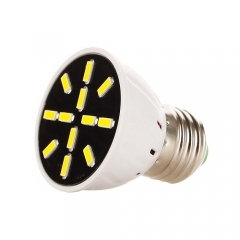 RANPO E27 5W LED Bulb Spotlight 7030 SMD Lamp 110V 220V Save Energy