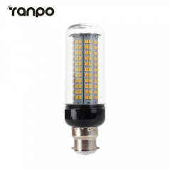 RANPO B22 LED Corn Bulb 32W 2835 SMD Light Lamp 110V 220V 100W Equivalent