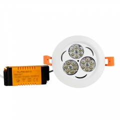RANPO 30W LED Ceiling Light Recessed Downlight Lamp 220V Cool White + Driver