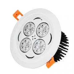 RANPO 35W LED Ceiling Light Recessed Downlight Lamp 220V Cool White + Driver