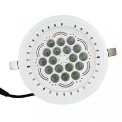 RANPO 45W Recessed LED Ceiling Light Downlight Bulb Spotlight Cool White Lamp 220V