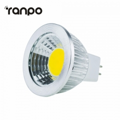 Ranpo Dimmable LED Bulbs Spotlight 6W 9W 12W GU10 E27 E14 B22 E12 GU5.3 High Power Led Lamp DC 12V Ultra Bright