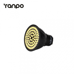 Ranpo GU10 7W LED Light Spotlight 2835 SMD 110V 220V Bulb Lamp Energy Saving