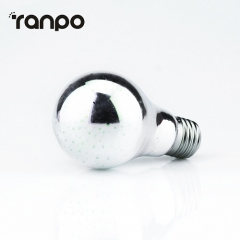 Ranpo A60 LED Light Bulb E27 3D Fireworks Decorative Edison Party Lamp