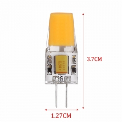 Ranpo New Arrival G4 Dimmable 4W 6W 8W Silicone Crystal LED Corn Bulb SpotLight Bright Lamp G9 Led Bulbs Lighting Candle Lampada Light