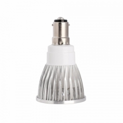 Ranpo Dimmable LED Spotlight B15 B22 E14 Bayonet ES 6W 8W 10W Bulb Lamp Warm Cold Natural 110V 220V