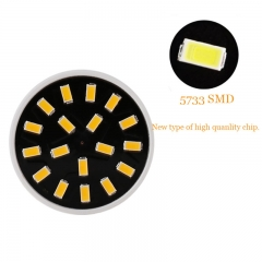 Ranpo E27 MR16 GU10 LED Lamp Corn Lights AC220V 110V 5733 SMD Lampada 4W 6W 8W 18Leds 24Leds 32Leds Spot light For Home Lighting