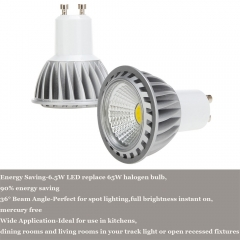Ranpo Dimmable LED COB Spotlight Bulbs MR16 GU10 E27 15W Ultra Bright CREE Lamps 220V