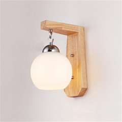Ranpo Wall Lamp E27 Base Fixture Sconce Hallway Modern Bedroom Home Indoor Decor Light