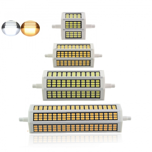 Ranpo R7S LED lamp J78 J118 J135 J189 AC 220V 110V SMD5730 LED Bulb Light r7s 78mm 118mm 135mm 189mm Tube Replace Halogen Floodlight