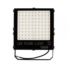 RANPO 100W IP65 Waterproof LED Flood Light Bulb 3030 SMD White Spotlight Lamp Cool Warm Natural White