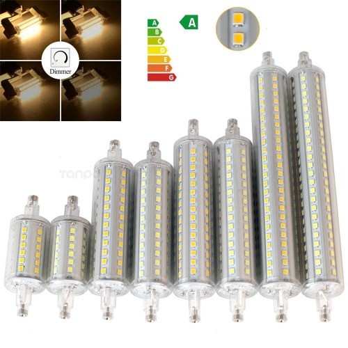 Ranpo Dimmable R7S LED Flood Light J78 J118 J135 J189 LED Corn Bulb Light Bulbs 78mm 118mm 135mm 189mm Energy Saving Lights for Home