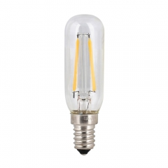 RANPO 2W E14 T25 Retro LED Bulb Candle Light Filament Edison Lamp Warm White 220V